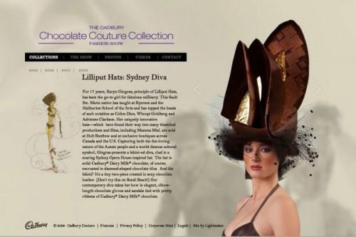 Cadbury Couture