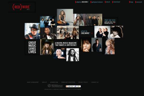 REDWire Homepage