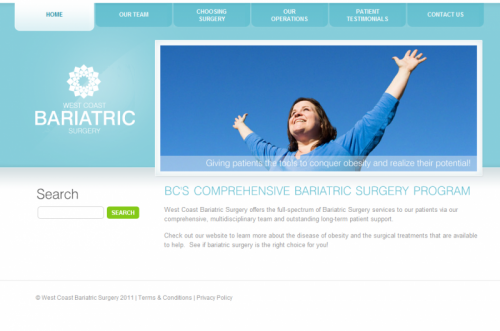West Coast Bariatric Surgery - BC's Comprehensive Bariatric Surgery Program